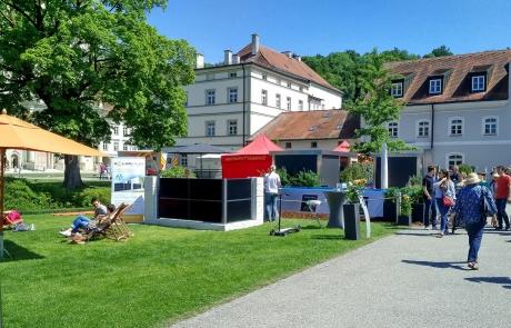 SolarZaun Fürstenfelder Gartentagen 2019