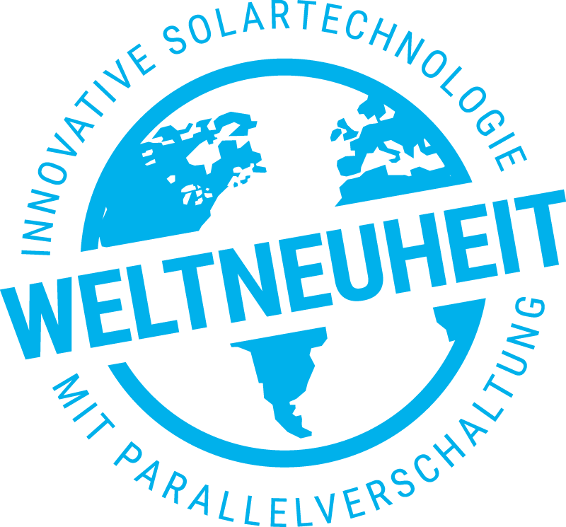 SolarZaun Weltneuheit