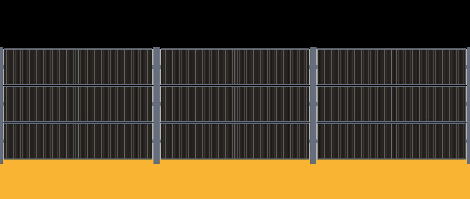 Solar Zaun SolarZaun